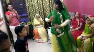 mhara raj kanwae ji ne ler aavo ree || rajput baisa dance ||