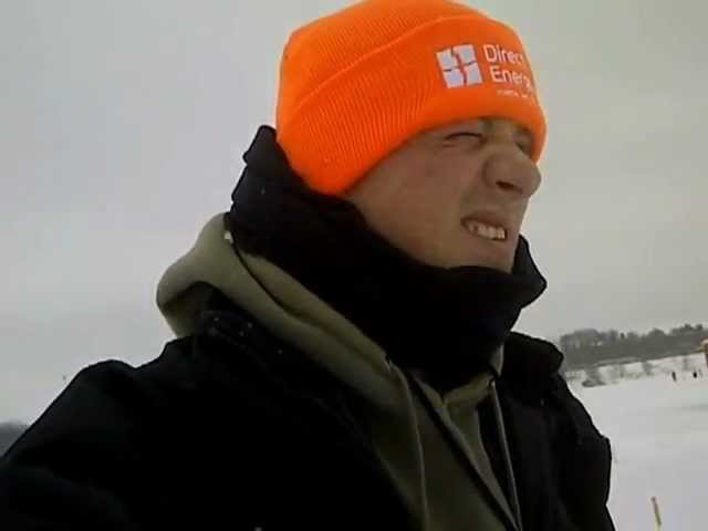 Jigger Jeff - 7th Annual Ice Fishing Tournament 2013