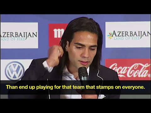 Radamel Falcao: 'Please Don't Make Me Play For Liverpool!'*