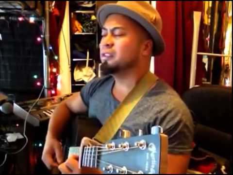 Somewhere Over The Rainbow by  ISRAEL KAMAKAWIWOOLE  Cover by TACY