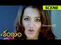 Download Trisha And Gopichand Funny Introduction Scene - Sankham Movie Scenes in Mp3, Mp4 and 3GP