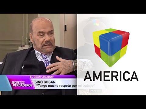 """Gino Bogani: """"Si tenés belleza, pero no tenés cerebro, no sirve"""