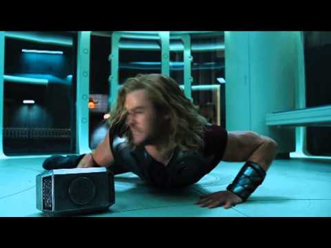 the avengers crack video