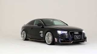 Audi A5 Facelift Debut ...by Rowen(Produced by TOMMYKAIRA JAPAN)
