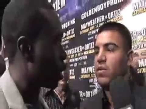 So Much to Talk About: Victor Ortiz (June 2011)