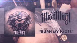 Miss May I - Burn My Pages