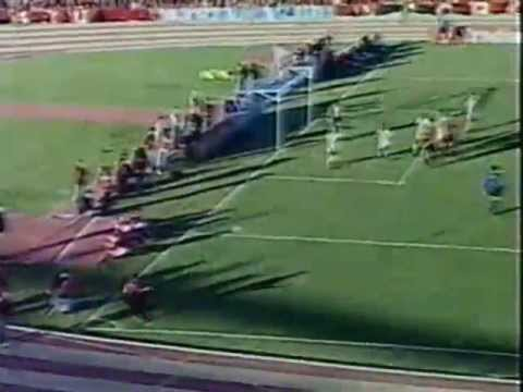 Atlético 2x1 Coritiba - final do Paranaense 1998