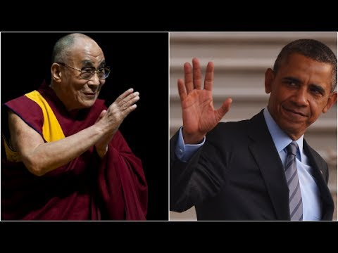 China tells Obama to scrap Dalai Lama meeting
