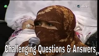 Dr Zakir Naik 2017 | Challenging Questions about Marriage | Peace TV Live Streaming