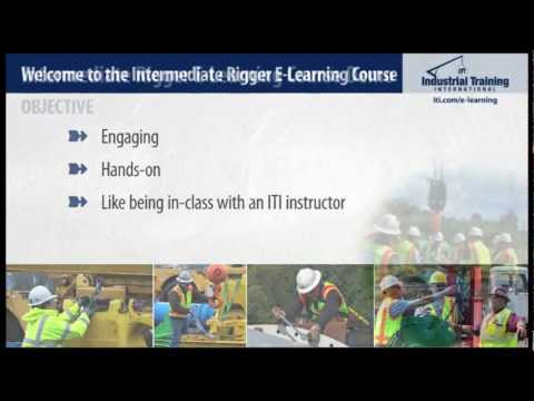 0 Intermediate Rigging E Learning Demo Video   ITI
