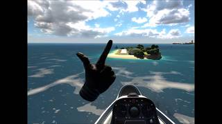Ultrawings VR take off and landing