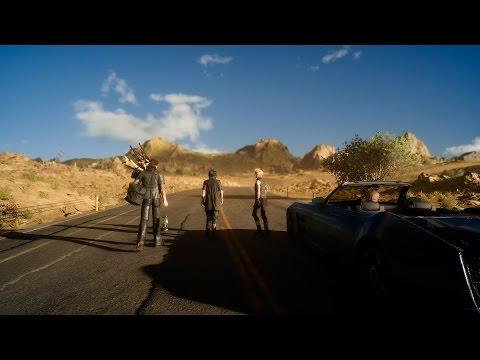 【PS4/XboxOne】『ファイナルファンタジーXV』の発売日が9月30日に決定&日本語版最新トレーラーが公開