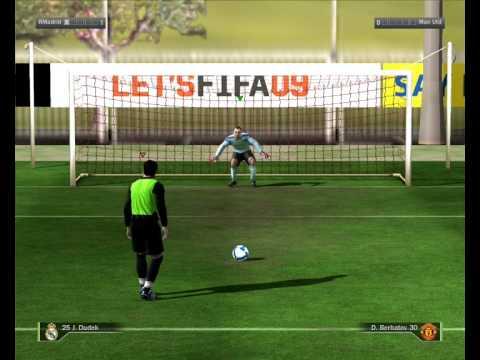 Nauka Tańca Dudka W FIFA 09