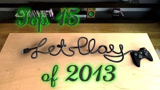 Achievement Hunter Presents: Top 15 Let's Plays of 2013