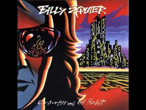 Billy Squier - Alone In Your Dreams(Don