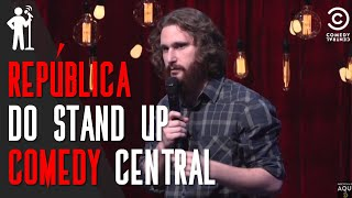 Humberto Rosso - República do Stand up - Terceira Temporada (Completo)