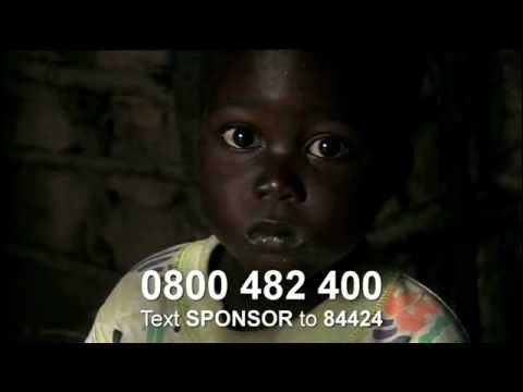 ActionAid DRTV Worldwide Sponsorship emergency
