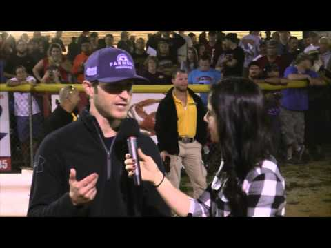 Lincoln Speedway Kasey Kahne Interview 9-27-14