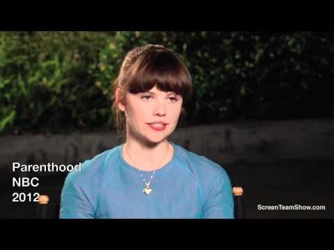 Sarah Ramos HD Interview - Parenthood