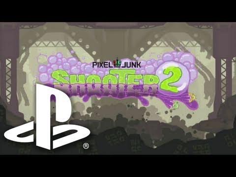 2011 CES: PixelJunk Shooter 2 Interview