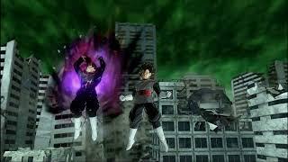 Dragon Ball Z Future Parallel World Movie DBXV2