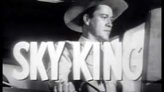 Sky King - Sky Robbers, Full Episode Classic TV show