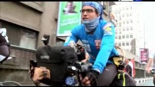 اخر النهار |  جلال زكي يختتم جولتة بالعجلة ويصل القاهرة