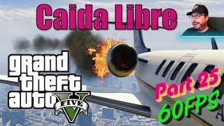 GTA 5 on PC at 60FPS - Caida Libre - Part 25 - Retro GP