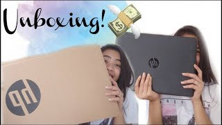 UNBOXING OF MY HP LAPTOP! (GOOD FOR EDITING) | Diane Maee❤