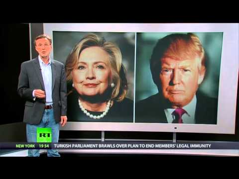 How Donald Trump Could Beat Hillary Clinton…