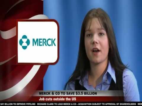 Scrip in a Minute: Merck & Schering Plough merger