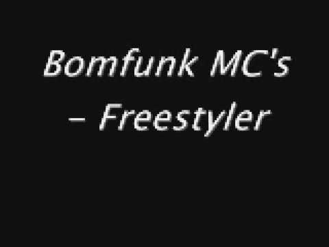 Bomfunk MC's - Free Styler (lyrics)