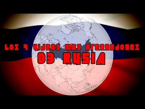 Los 7 videos más aterradores de Rusia