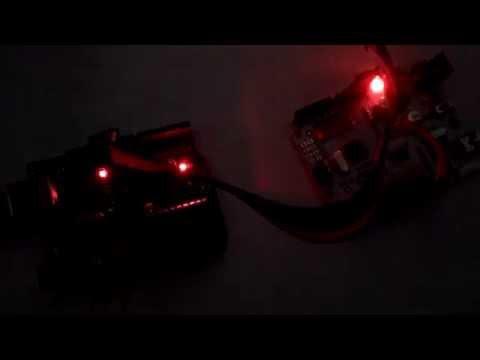 Прошивка Arduino іншим Arduino