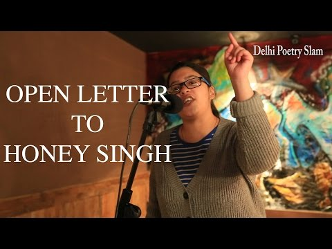 Open Letter To Honey Singh video