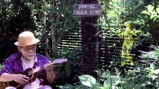 HULA GIRL フラガール jake shimabukuro cover by ppking
