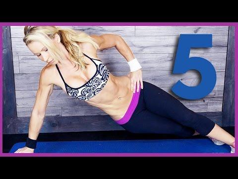 5 Minute Body Crush Workout