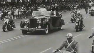 """Barcelona aclama a Franco en 1970 al grito de """"Tu lucha es nuestra lucha"""""""