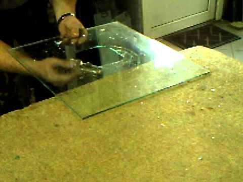 Дырка в стекле в домашних условиях 884