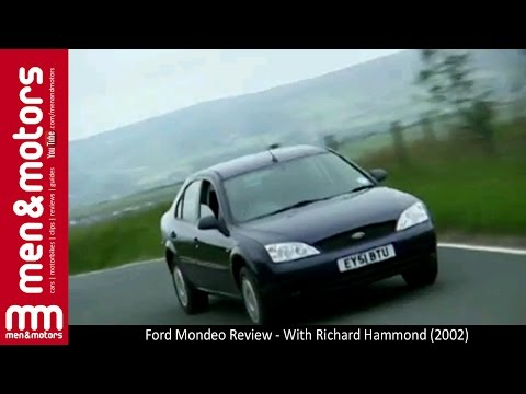Ford Mondeo Review - With Richard Hammond (2002)