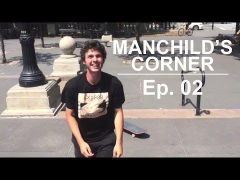 Manchild's Corner | Ep. 2 NYC