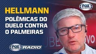 VITÓRIA, POLÊMICAS E FESTA! VEJA EXCLUSIVA DE ODAIR HELLMANN NO FOX SPORTS RÁDIO