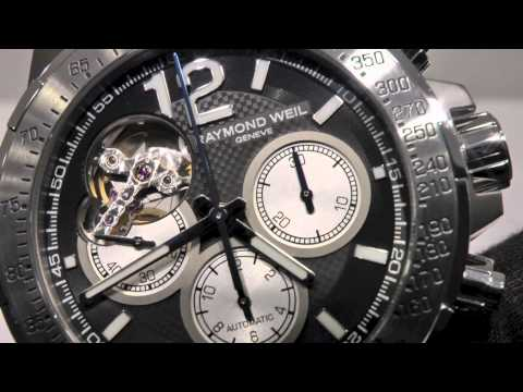 RAYMOND WEIL Nabucco Cuore Vivo Watch Review