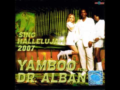 yamboo feat dr alban sing hallelujah 2007 youtube. Black Bedroom Furniture Sets. Home Design Ideas