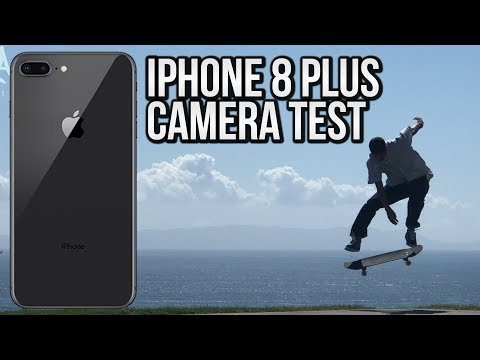 iPHONE 8 PLUS 4K CAMERA TEST SHOTS Feat. VINCENT LUEVANOS