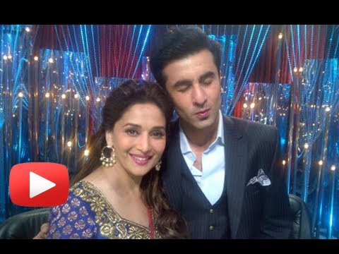 Madhuri Dixit - Ranbir Kapoor On The Sets Of Jhalak Dikhhla Jaa 6