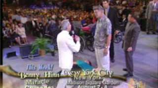Benny Hinn - Fire Anointing of the Holy Spirit