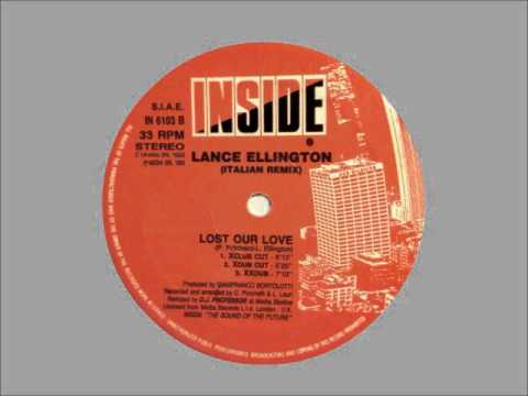 Lance Ellington - Lost Our Love (XXDub)