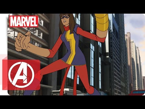 Avengers - Secret Wars: Erster Tag  | Marvel HQ Deutschland