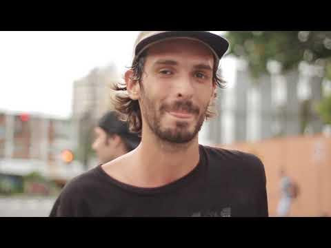 Mariano Karlen - Skateboarding Panama